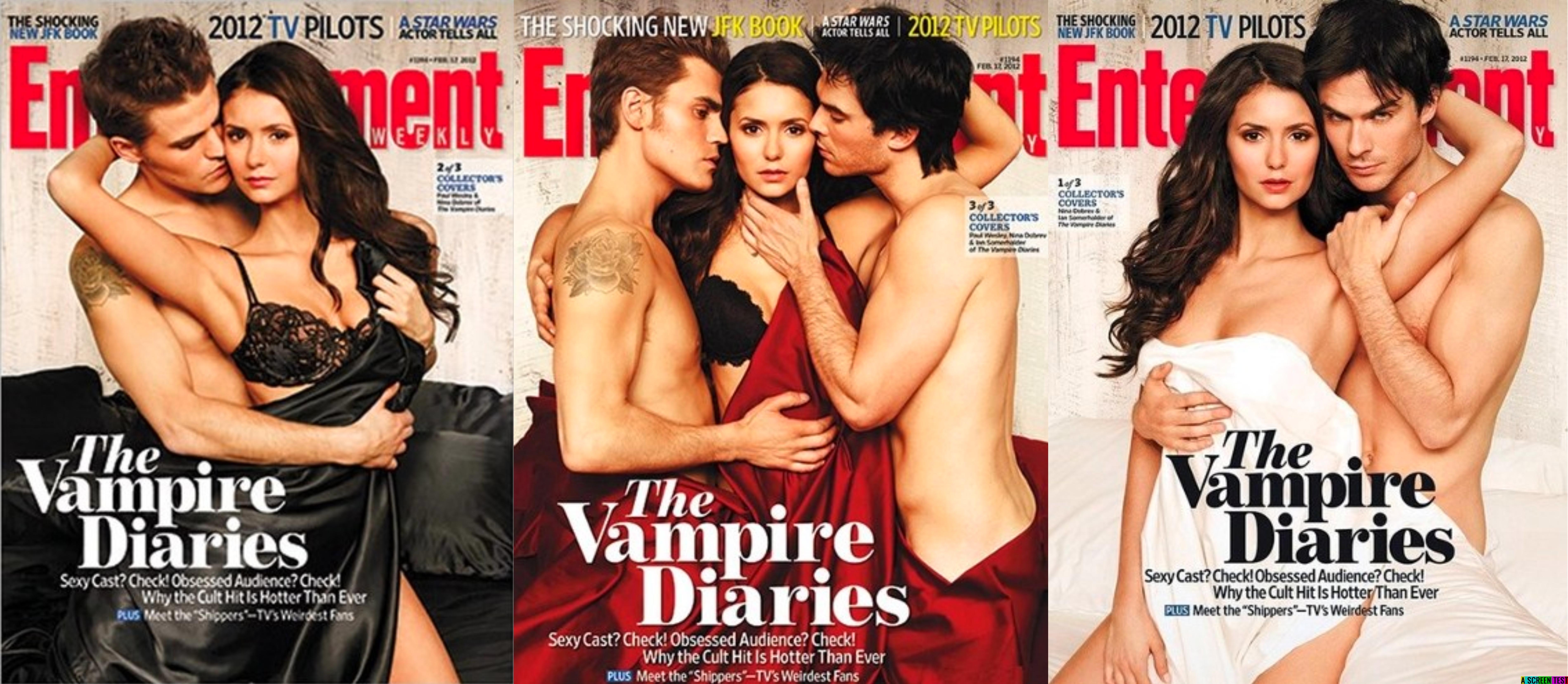 Dan Fink Vampire Diaries